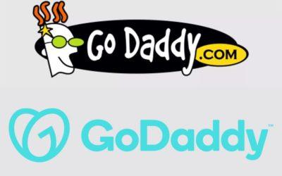 """Il nuovo logo GoDaddy """"the GO"""" con qualche ma…"""