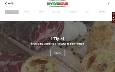 Nuovo sito Salumi Emmedue