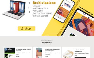 E-COMMERCE B2C  / pcartomarket.com